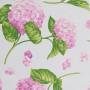 Hortensias rosa resinado