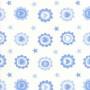 Artcrafl Azul Var.738