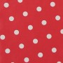 White Dots 15379 Rojo